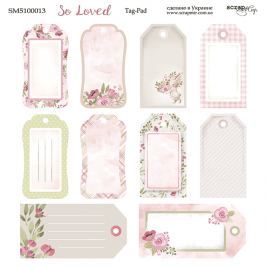 So Loved  - Recortable tags