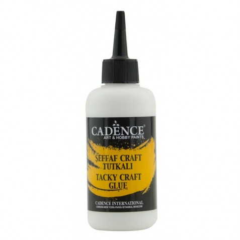 Tacky Craft Glue 150 ml - Cadence
