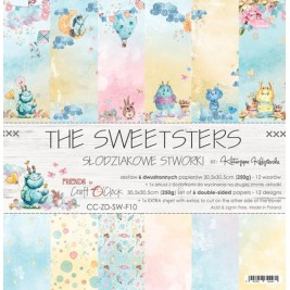 The Sweetsters 12x12 Craft O´Clock