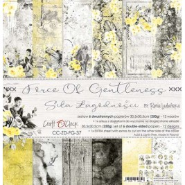Force Of Gentleness 12x12 Craft O´Clock